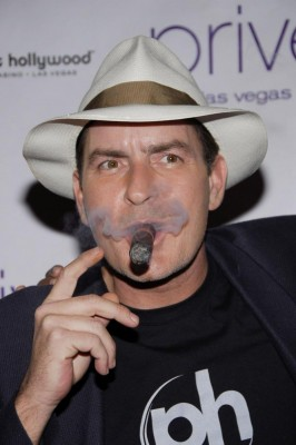 Charlie Sheen has finally done it – Two and a half Men Stops Production.