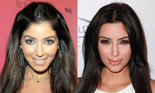 Kim Kardashian sues Old Navy while Molinaro dates Reggie Bush!