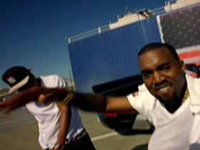"Jay-Z & Kanye West ""Otis"" OFFICIAL Video – Here First"