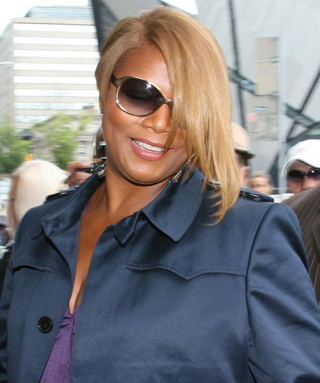 Queen Latifah Sets the Record Straight, NO  Dancing with the Stars!