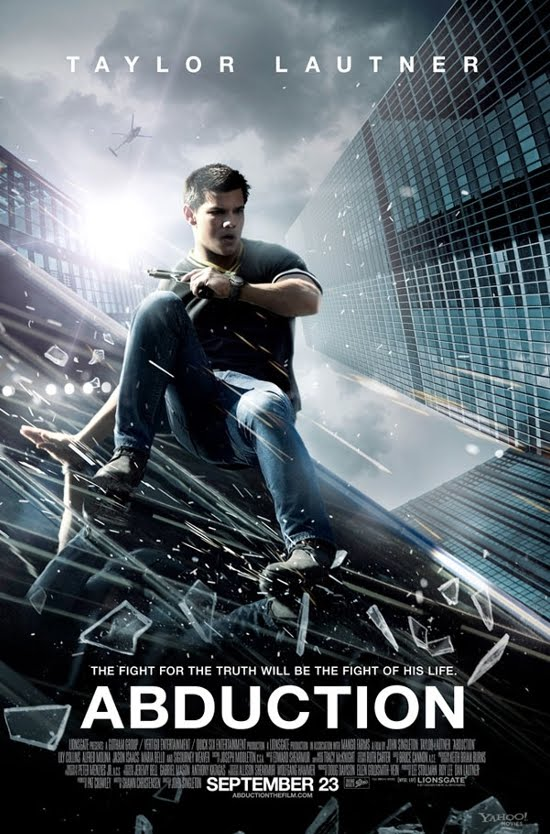 """Abduction"" Movie Trailer – Taylor Lautner"
