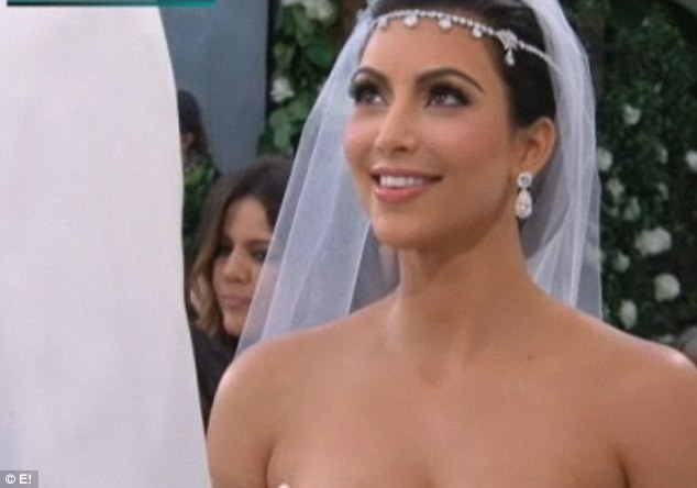 Kim Kardashian HD Wedding Video Clip and Photos!!