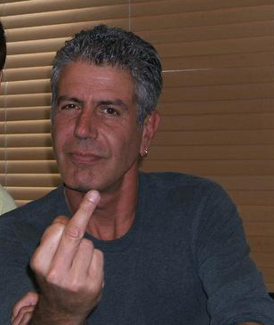 Anthony Bourdain Lashes out at the Food Industry…and Paula Deen.
