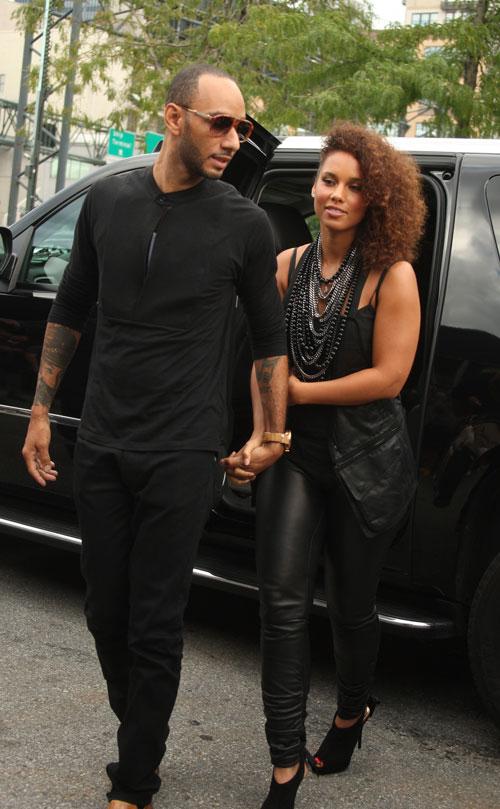 Is Swizz Beatz Cheating on Alicia Keys with Christina Elizabeth?  I say Yes! [proof]