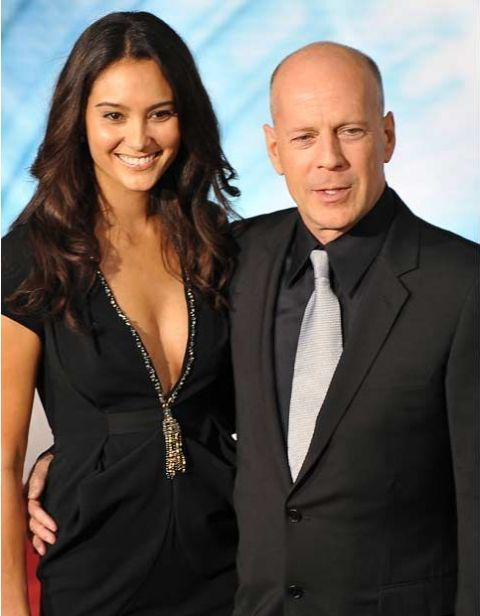 Bruce Willis and Emma Heming are Pregnant
