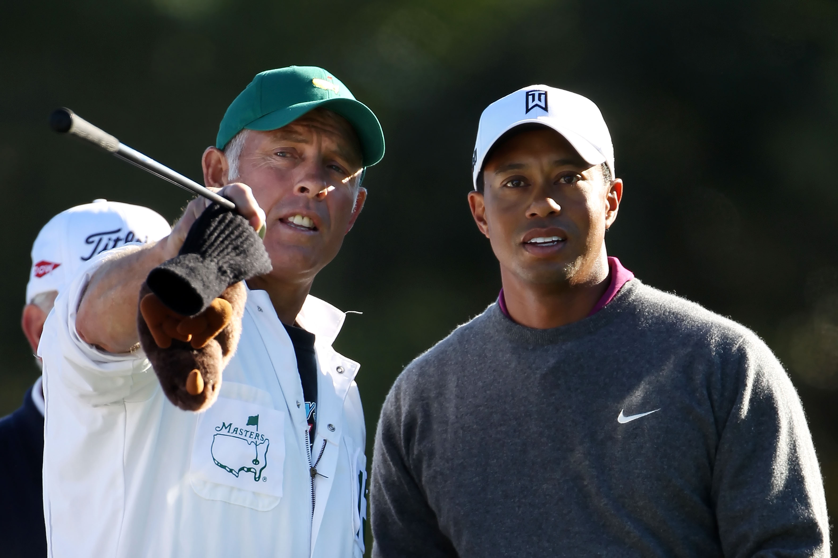Former Tiger Woods Caddie Steve Williams Shocks Golf World With Racial Woods Comment!