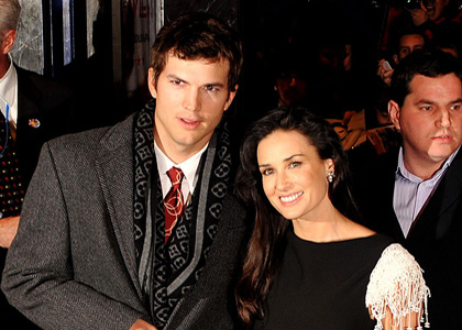 It's Official – Demi Moore Files to Divorce Aston Kutcher….Finally!