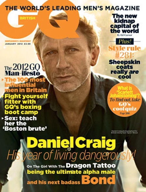Daniel Craig Goes off on the Kardashians, Tell em Why You Mad Son!