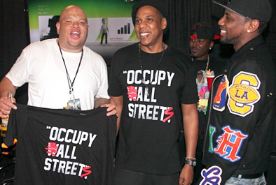 Jay- Z Never Pulled the Occupy Wall Street Shirts – They were Just Sold Out!!