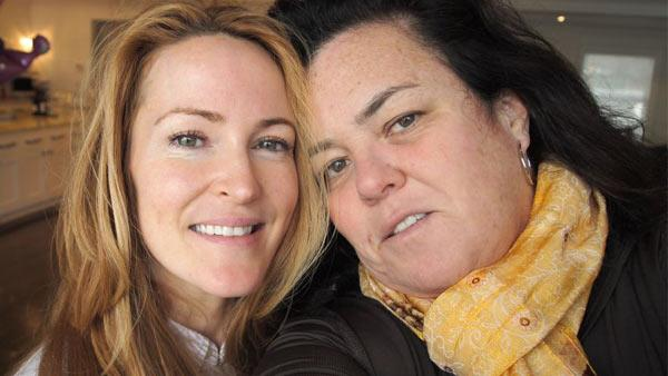 """Rosie O""""Donnell and Michelle Rounds Announce Engagement"""