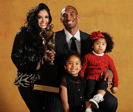 Kobe Bryant's wife Files for Divorce, Thinks he's been Cheating Again! [official]