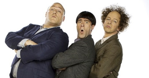 The Three Stooges Movie Trailer – I think it's Funny [ video]