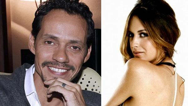 Marc Anthony Gets a Young Squeeze, He's Dating Venezuelan model Shannon de Lima