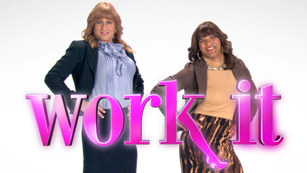 """ABC'S """"Work It"""", Simply doesn't Work.  A Sad Attempt at and outdated Schtick."""