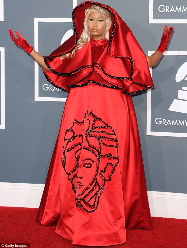 Grammy-Less Nicki Minaj's Outfit and Even Worse Performance and the Full List of Grammy Winners