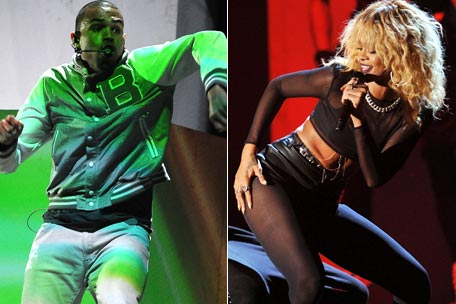 Rihanna and Chris Brown go to Twitter after Mounting Pressure to Shelf Birthday Cake Remix Collabo after Fans Reactions