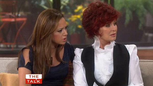 """Leah Remini and Sharon Osbourne's Twitter War – """"Sharon got Me Fired From the Talk"""""""