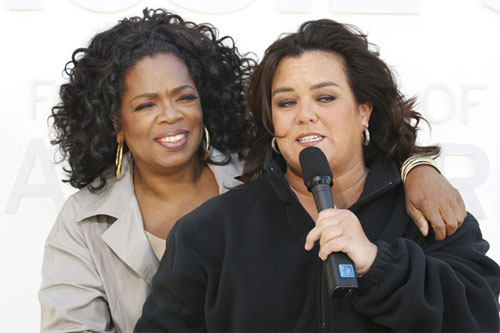 The Rosie Show Gets Cancelled  – Oprah and OWN Put Us All Out of Our Misery!