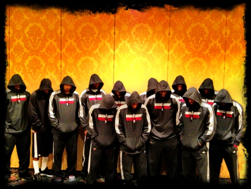 Celebrities Take Hooded Pictures as A Response to Geraldo's Tweet, Showing Support to Trayvon Martin [Photos]