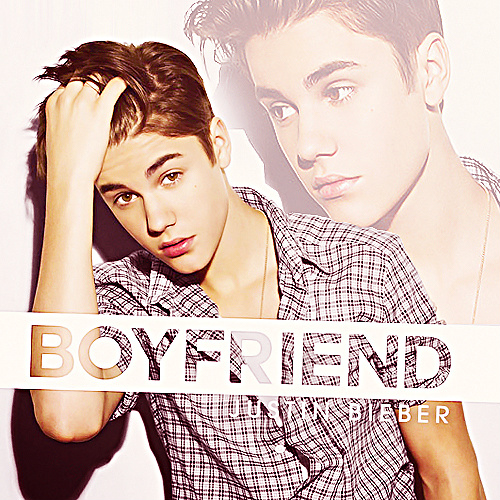 "Justin Beiber Releases New ""Boyfriend"" Album Cover to his 18.7 Million Tweeps!"