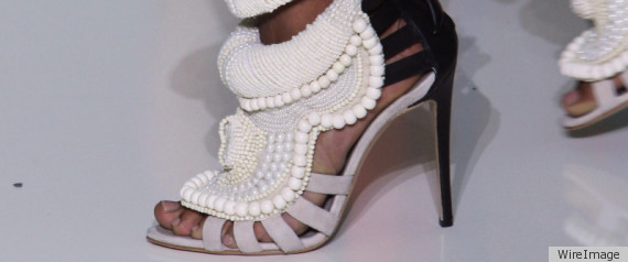 Kanye West is a Hip Hop Louboutin, His High End Heels has hit the Market.  Guess How Much?