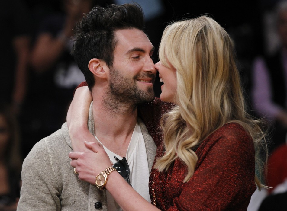 Adam Levine and Model Girlfriend Anne V. Split After 2 Years.
