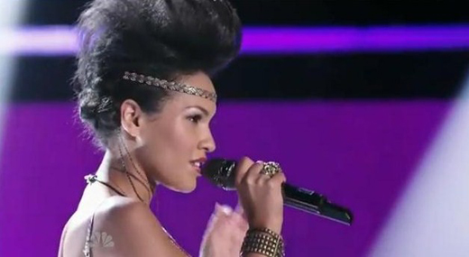 """Erin Martin Blames Cee-Lo for Her Elimination on """"The Voice"""", says, """"I think it was a good lesson for Cee Lo"""""""
