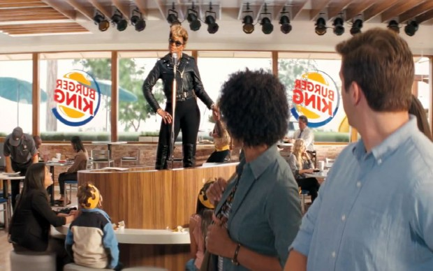 I Don't Care – I Love The Mary J. Blige Burger King Commercial [video]