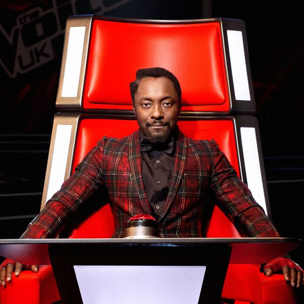 Will.i.am Having a Tough Time on the UK Voice, Says He Never Really liked Talent Shows.