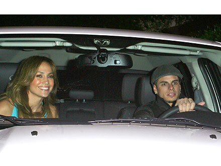 Jennifer Lopez Buys Casper Smart a Brand New Truck For His 25th Birthday. SUGA-MAMMA!