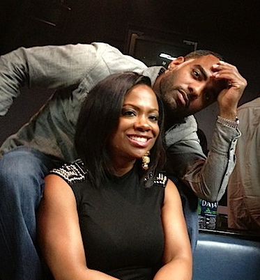 Real Housewives' of Atlanta's Kandi Burress Reveals Romance with Todd Tucker To the World