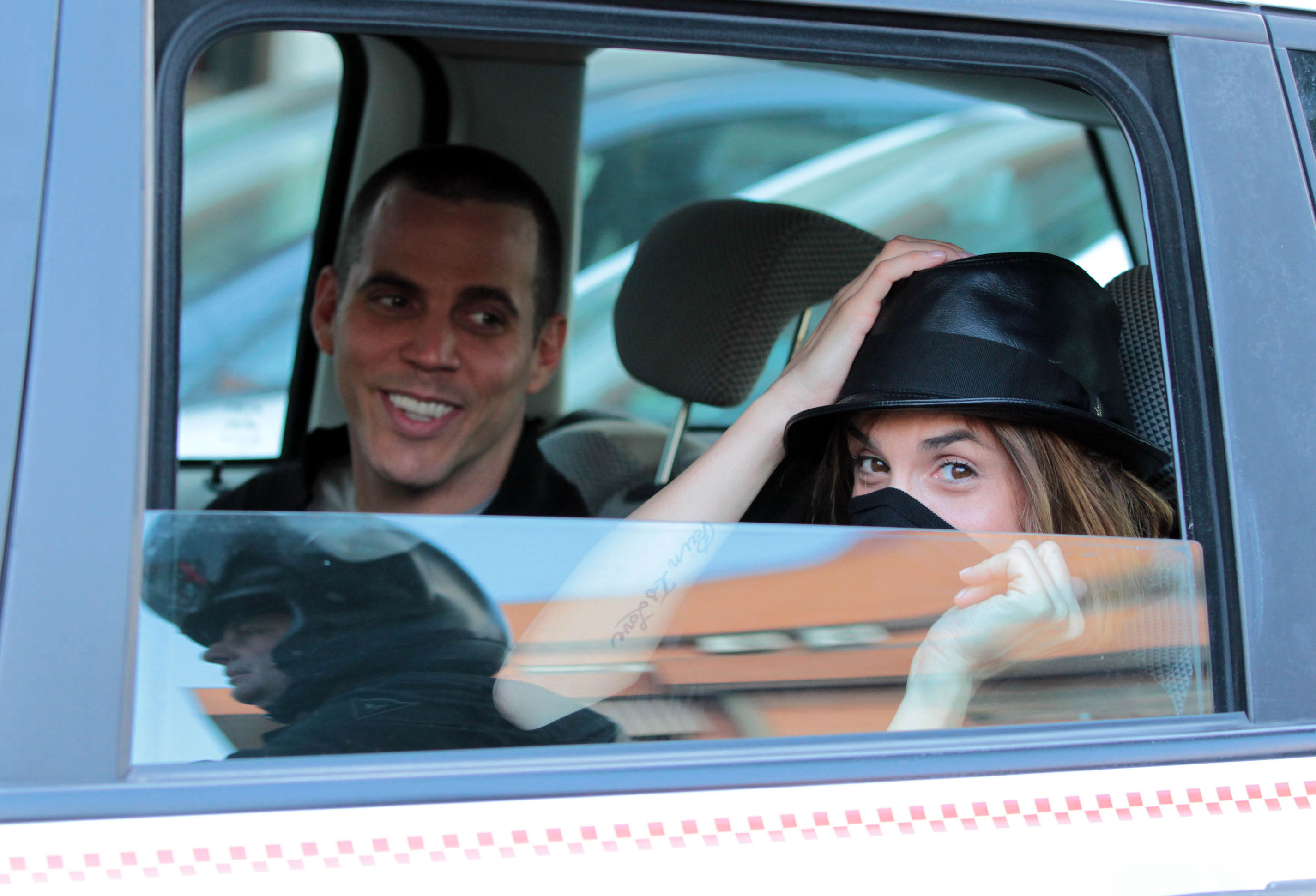 Steve-O Dumps Elisabetta Canalis, He Didn't want Her Lifestyle to Bring Him Down!