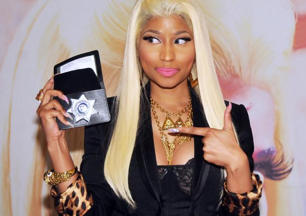 Nicki Minaj Deletes Twitter Account Over Leaked Tracks From Her New Album.