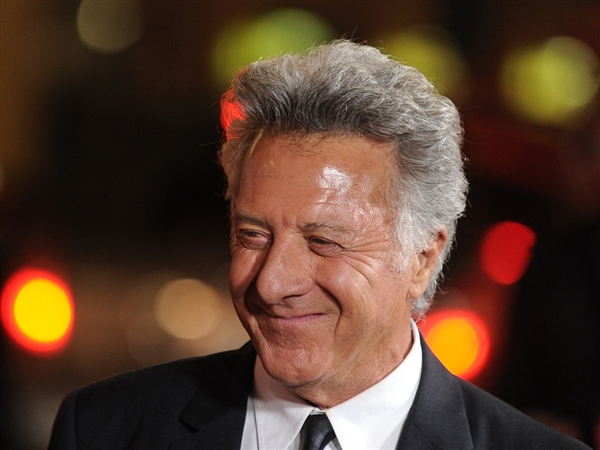 Dustin Hoffman To the Rescue, Saves Young London Man's Life!