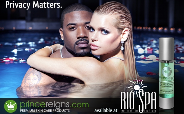 Ray J and Sophie Monk Each Sign $1 Million Deal with Skin Care Company [video]