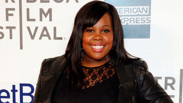 Glee's Amber Riley Faints on the Red Carpet during a Screening of Glee!
