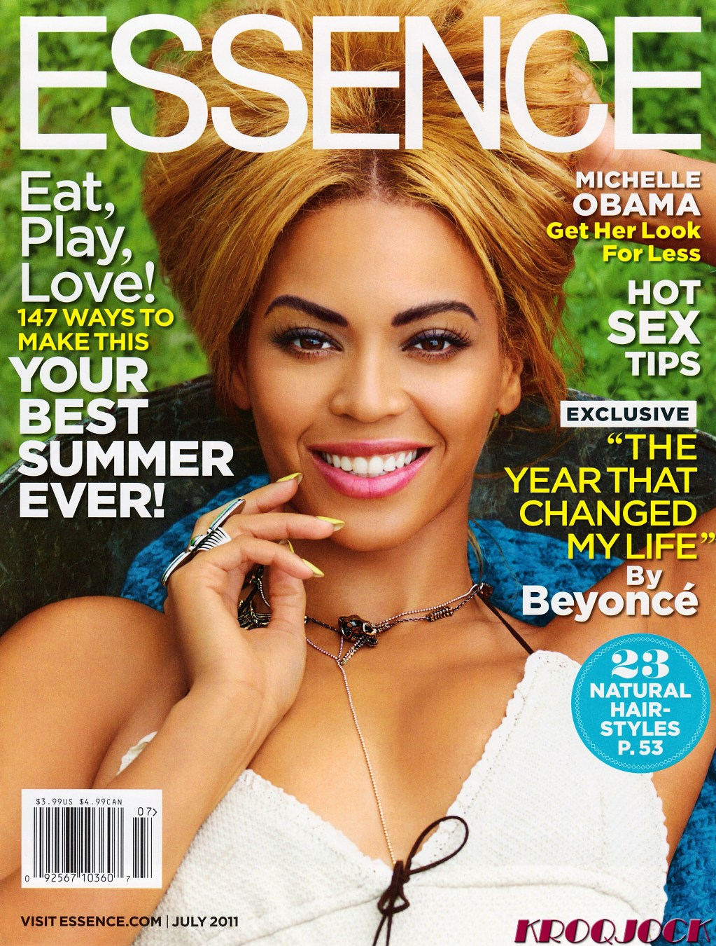 Beyonce Wins an Award from the Association of Black Journalists – Is she Worthy? You decide.
