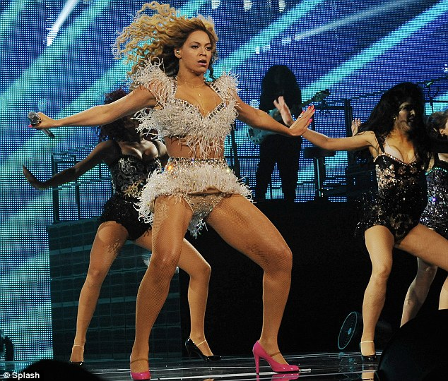 Beyonce's Reveals Exclusive Concert Footage Along with How Much Weight She Lost! [video]