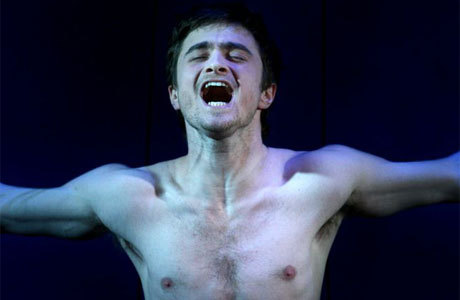 Daniel Radcliffe Nude Video Leaked of him Performing EQUUS on Broadway