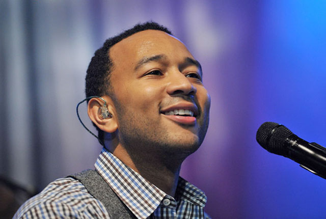 John Legend Will Replace Lionel Richie on ABC's Newest Singing Show, Duets.!