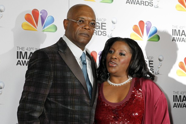 Samuel Jackson's Wife LaTanya Richardson Calls Hubby Emotionally Disconnected
