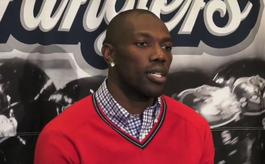 Terrell Owens Gets Fired From The Indoor Football League For Being T.O. and Doing What T.O. Does.