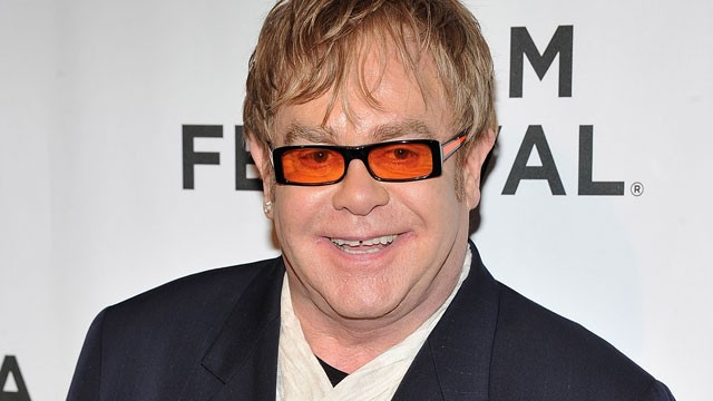 65 Year old Elton John Cancells Four Shows in Vegas Due to a Serious Respiratory Infection
