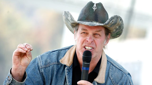 "Ted Nugent's outburst on ""CBS This Morning"", Was a Kidney Stone to Blame or is he Just and Ass? [video]"