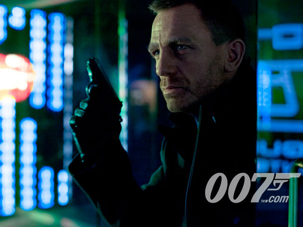 James Bond SKYFALL Trailer  – Get Your First Look Here [video]