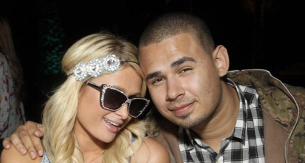 AfroJack Dumps Paris Hilton Although they Both Try to Deny They Were Ever Together.