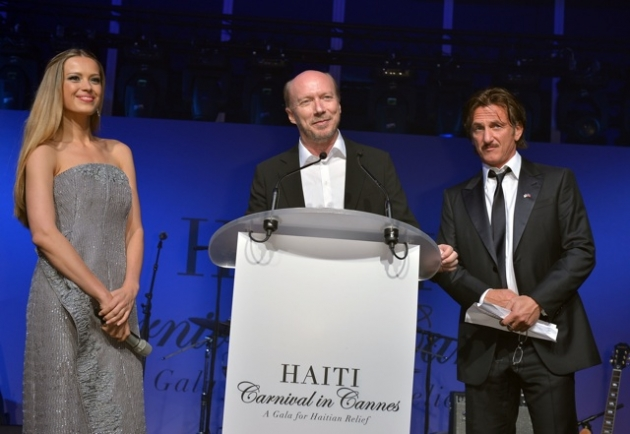 sean penn haiti small