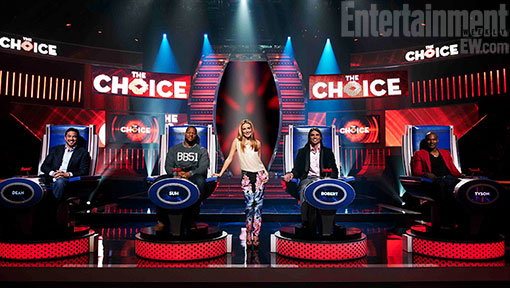 """Fox's New Celebrity Dating Show, """"The Choice"""" Reveals Which Celebrities Will be Playing."""