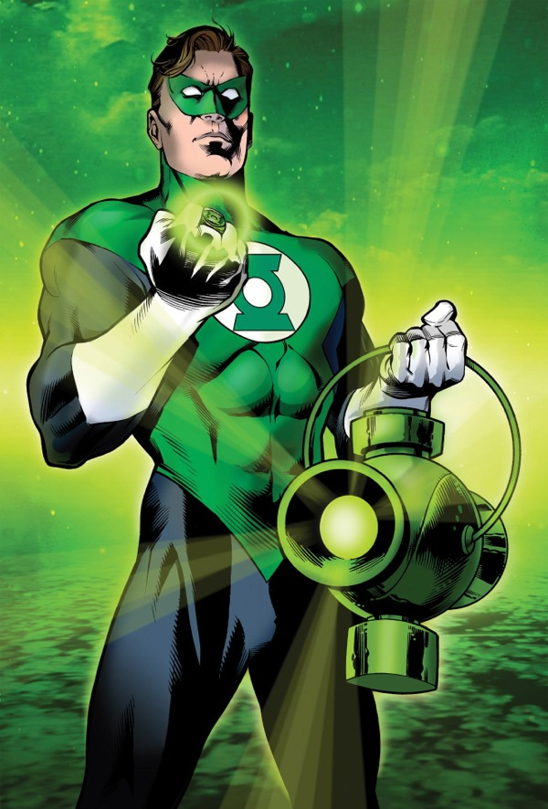The Green Lantern is Gay.  Gay or Black, Is it the Same?  Not Really!
