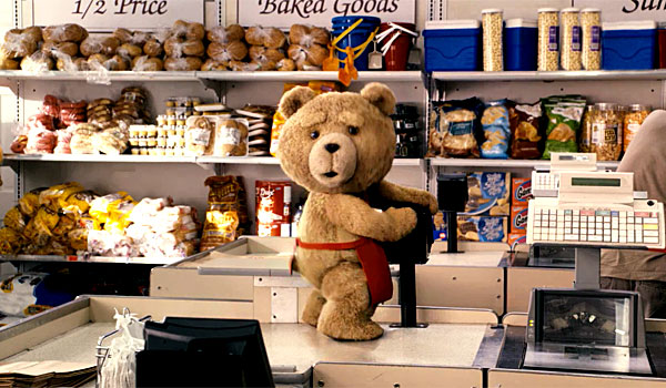 The TED R-Rated Trailer – You Have to See This, it's Super Funny!
